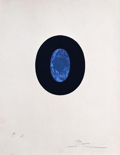 O amb gruta. 1970-1975