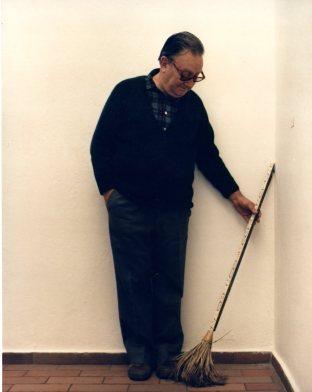 Poema objecte, 1986. Fotògraf: Francesc Català-Roca